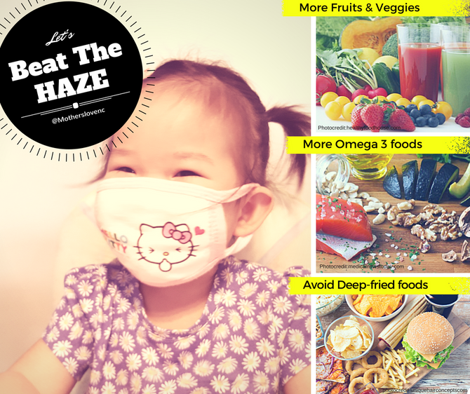 Nutrition Tips to Beat the Haze