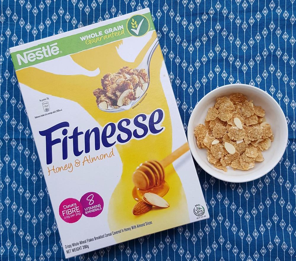 Nestle Fitnesse Wholegrain Cereal