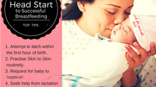 Get the best possible head start to successful breastfeeding
