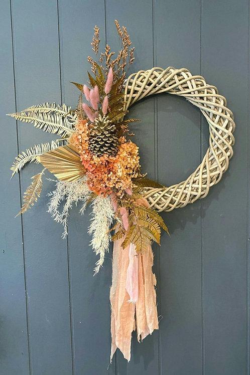 Amber Wreath