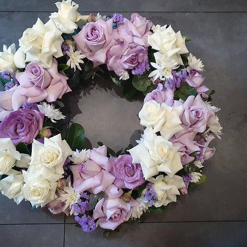 Plush Passion Wreath