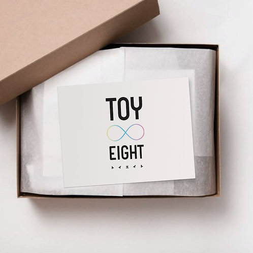 TOY8 One Month Trial Box for Children  3-5 years old