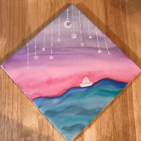 Custom Illustration on Canvas