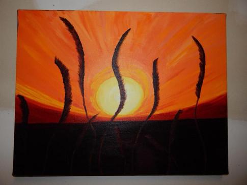 Custom Painting on Canvas