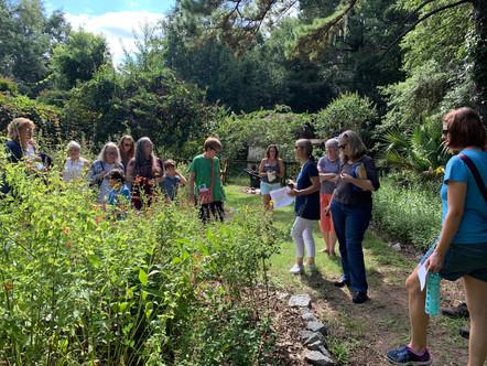 Native Plant Garden, Adult Lecture Series, Pollinator Garden, Oatland Island Wildlife Center
