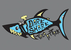 Dark Shark Taco