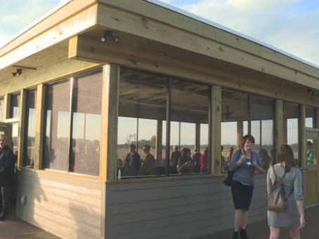 Oatland Island Wildlife Center dock reopened