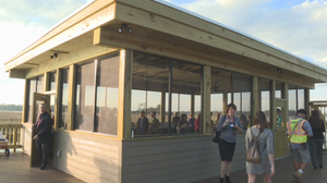 Oatland Island Dock Re-Opening Ceremony 2019