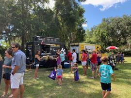 Food Trucks at FOO Event
