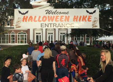 Annual Halloween Hike
