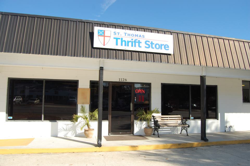 Photo Courtesy: St Thomas Thrift Store