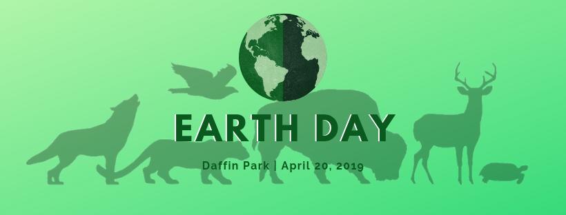 FOO at Earth Day 2019