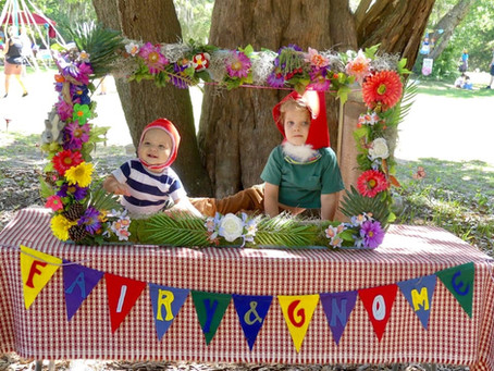 Fairy & Gnome Festival is Back!