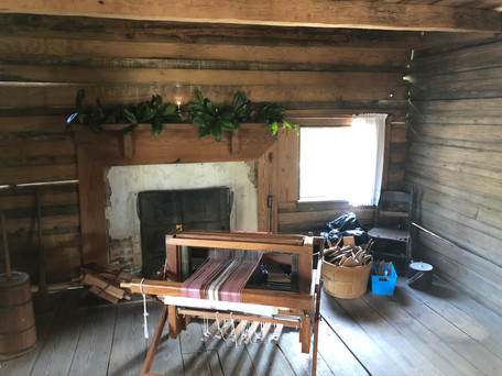 Oatland Island Annual Event, Days of Christmas Past, Heritage Homesite