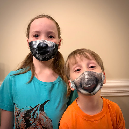Oatland Animal Face Masks [Child]