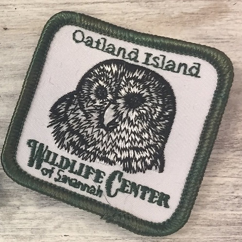 Girls Scout Patch Oatland Island