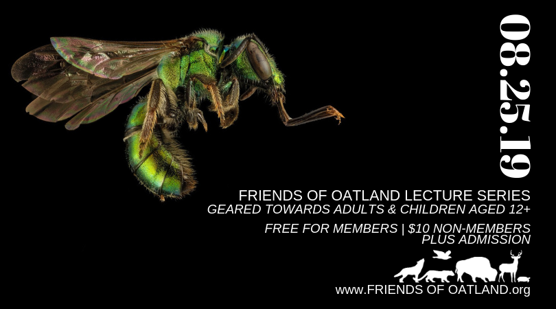 Friends of Oatland Adult Lecture Series