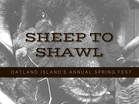 Spring Fest: Sheep to Shawl