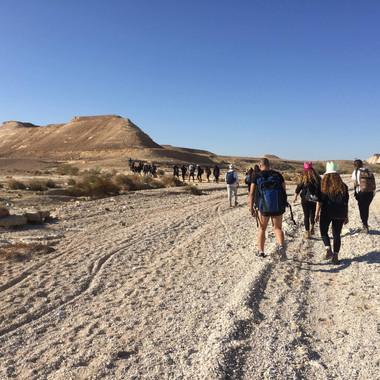מסע ישראלי- חלק א'
