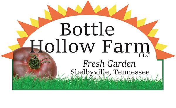 Bottle Hollow Farm sunshine logo