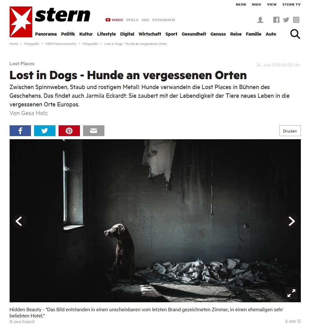 stern.de JUNI 2018