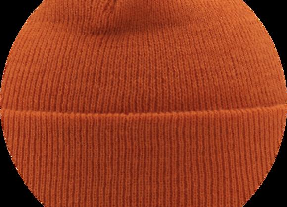 LOST IN DOG FISHERMAN'S Mütze orange