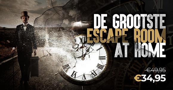 T.I.M.E. Escape-room calendar