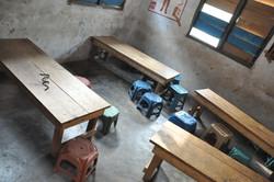 Empty class room