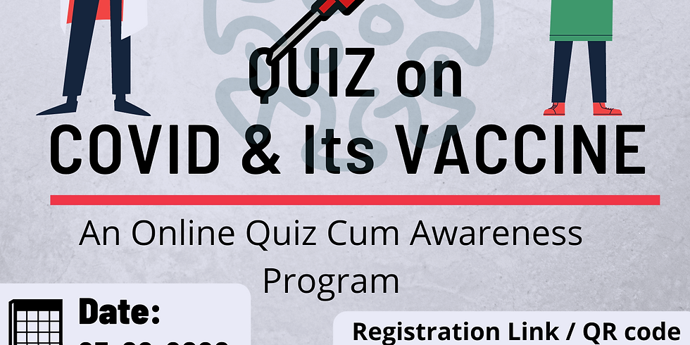 Quiz on Covid & Its Vaccine