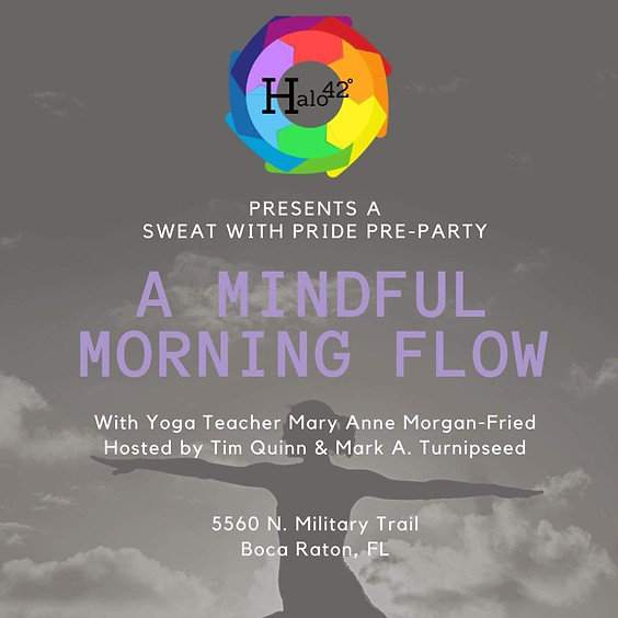 Pre-Party! Sweat With Pride