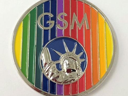 GSM Commemorative Medallion