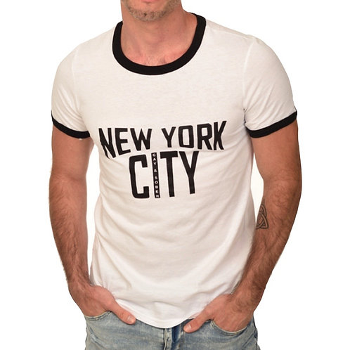New York City Gay & Sober Tee