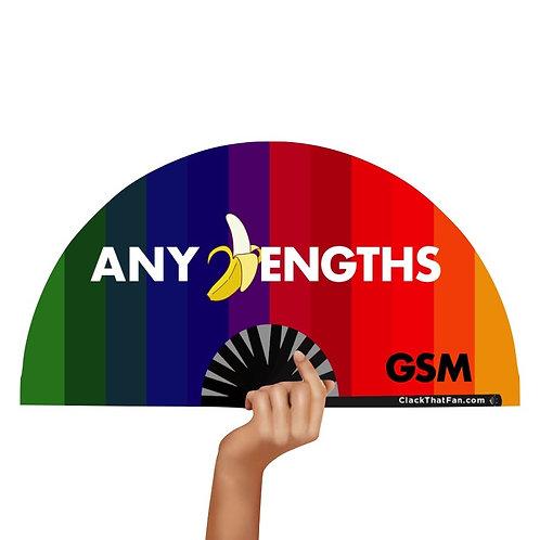 Any Lengths Clack Fan