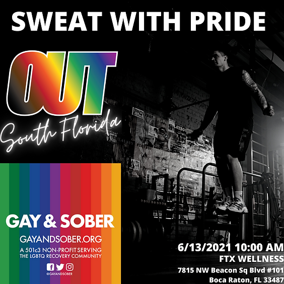Sweat With Pride