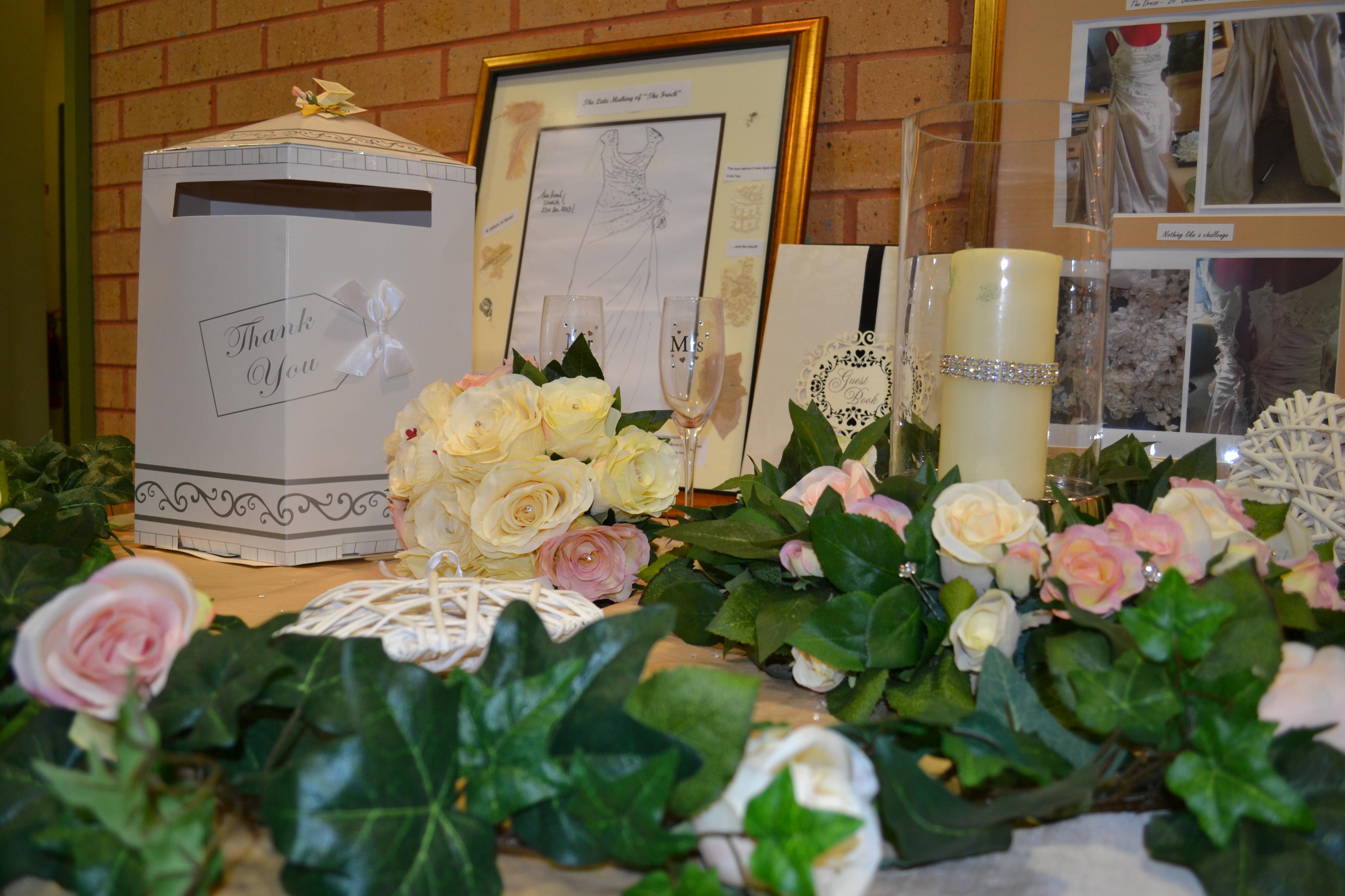 Wedding Box Photo
