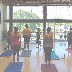 sarah kelley yoga photo by Andrew Fillmore