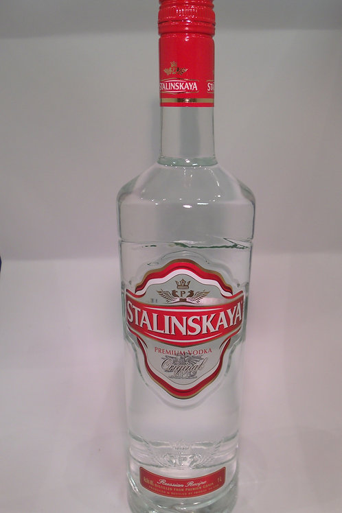 Stalinskaya Red Vodka 1L