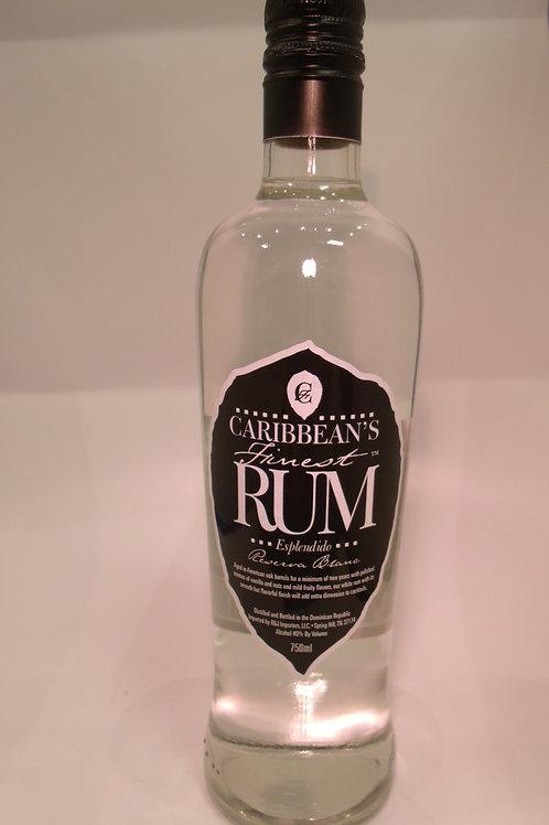 Caribbean's Finest Rum  750 mL