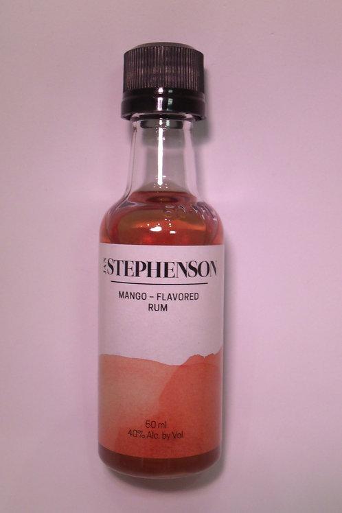 Jan Stephenson Mango Infused Rum Mini 50mL