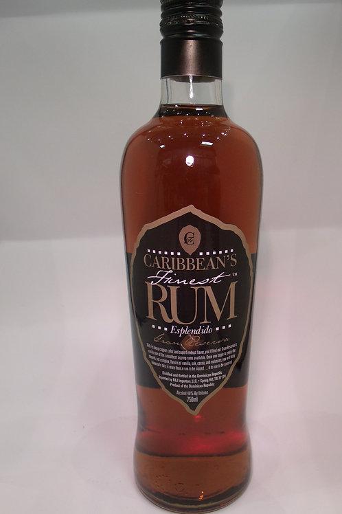 Caribbean's Finest Rum Gran Reserve 750 mL