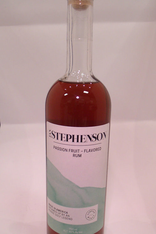 Jan Stephenson Passion Fruit Infused Rum 750mL