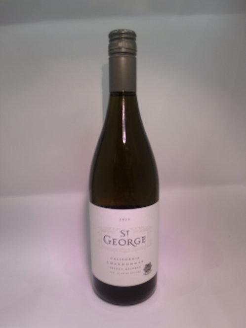 St George California Chardonnay Select Reserve 2015