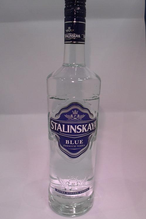 Stalinskaya Blue Vodka 750 mL