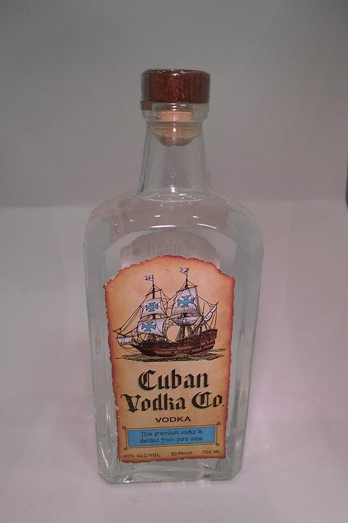 Galleon Cuban Vodka 750 mL