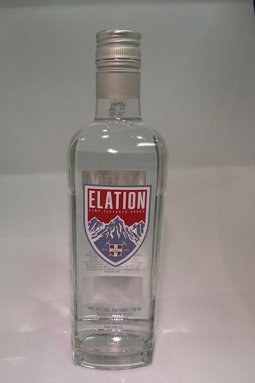 Chronic Elation Hemp Flavored Swiss Vodka 750 mL