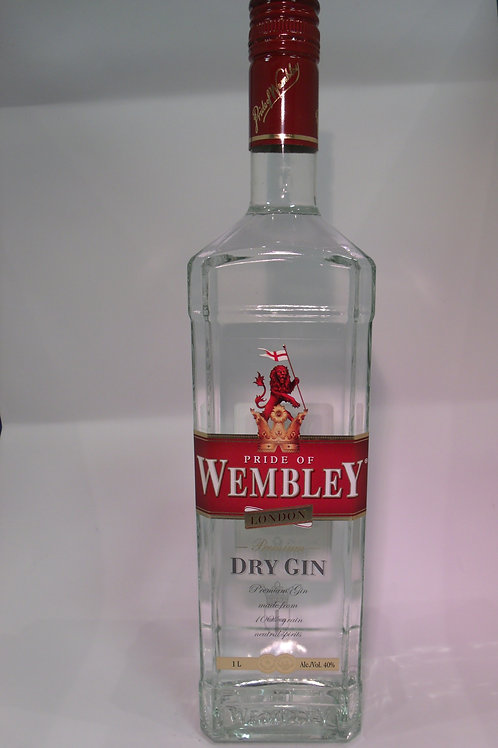 Pride of Wembley London Dry Gin 1L