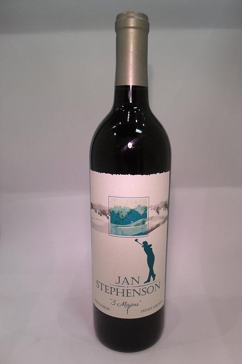 Jan Stephenson Private Label 3 Majors Red Blend 750 mL