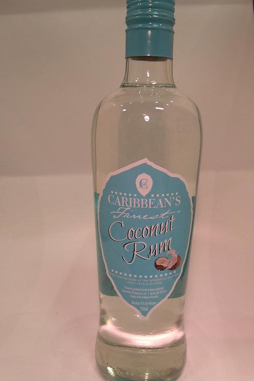 Caribbean's Finest Rum Coconut 750 mL