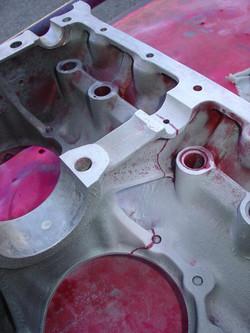 Red Dye Penetrant Inspection