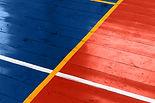 Basketballplatz in München